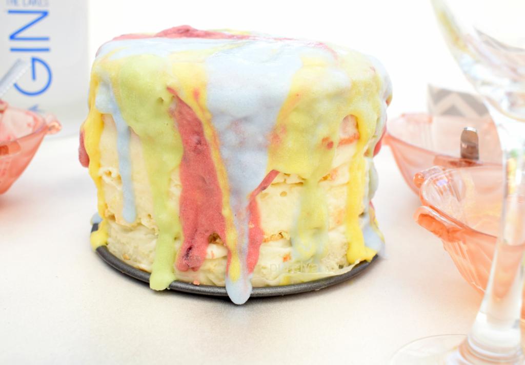 Vegan Gin And Tonic Cake