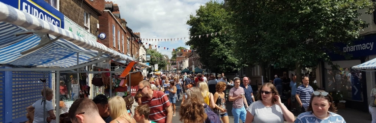 Belper Food Festival