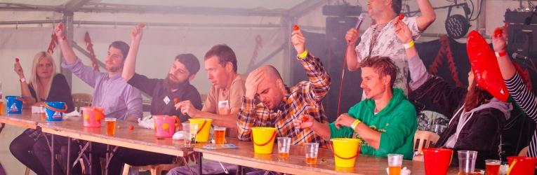 Fiery Food Festival Brighton