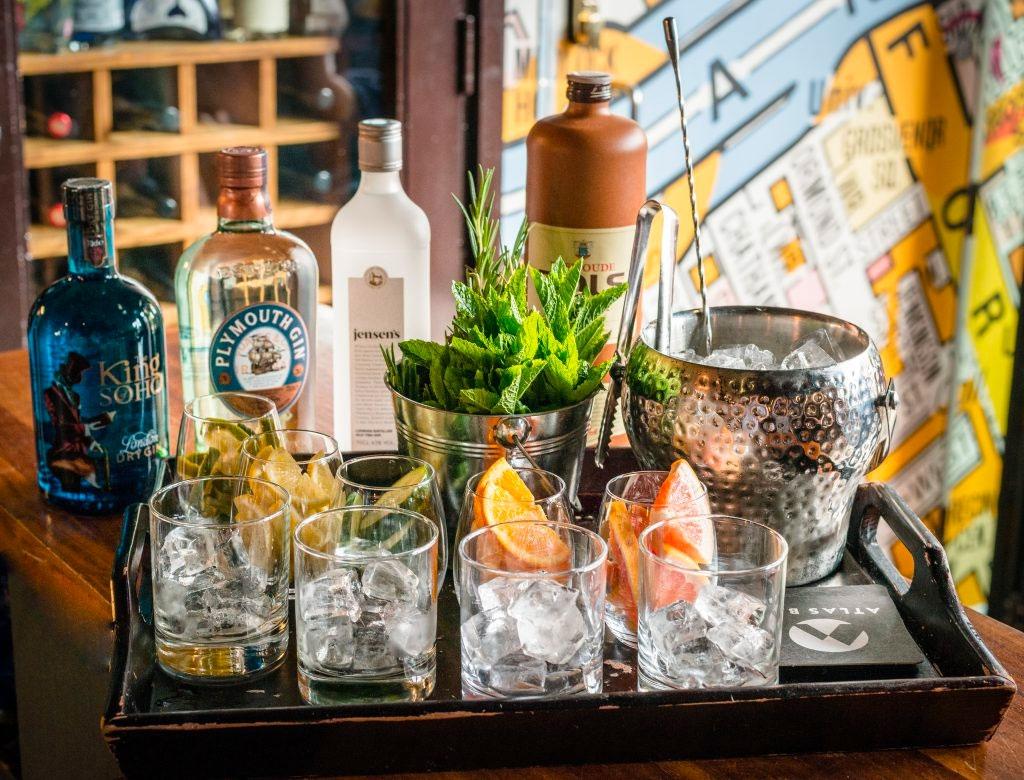 Gin Supper Club