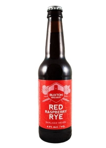 Buxton Brewery Red Raspberry Rye