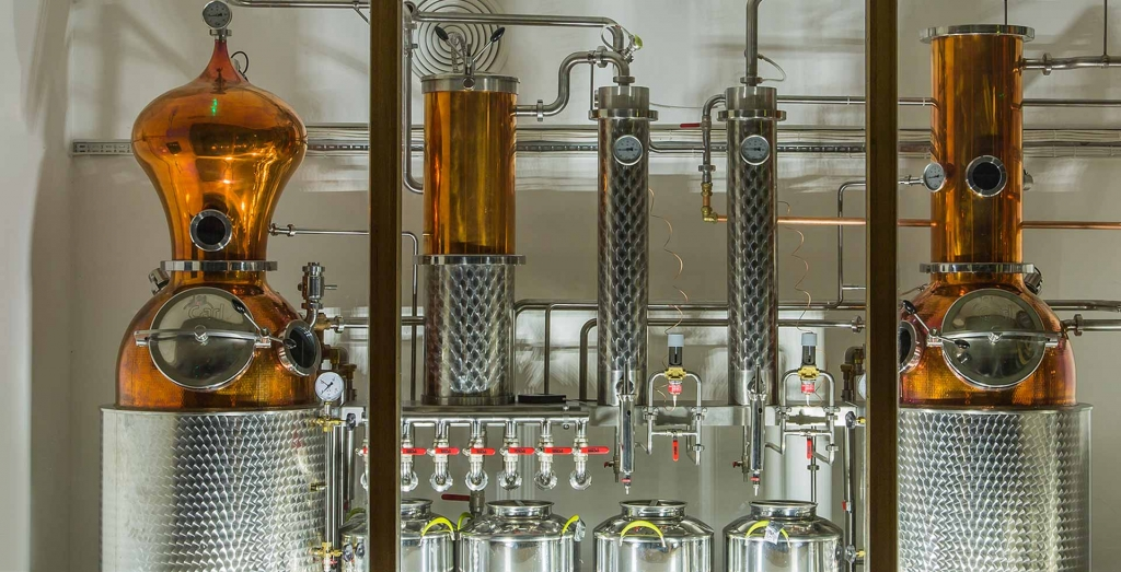 City Of London Distillery Tour And Gin Tasting
