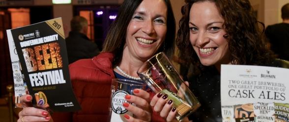 Dunfermline Charity Beer Festival
