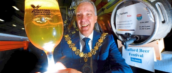 Stafford Beer And Cider Festival