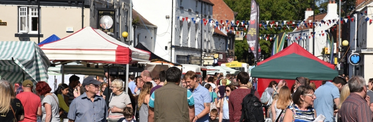Cottingham Food Festival