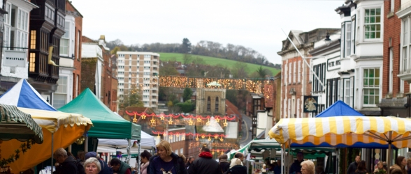 Guildford Christmas Market