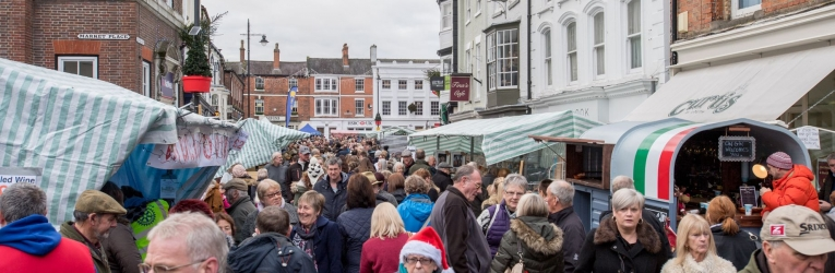 Louth Christmas Market