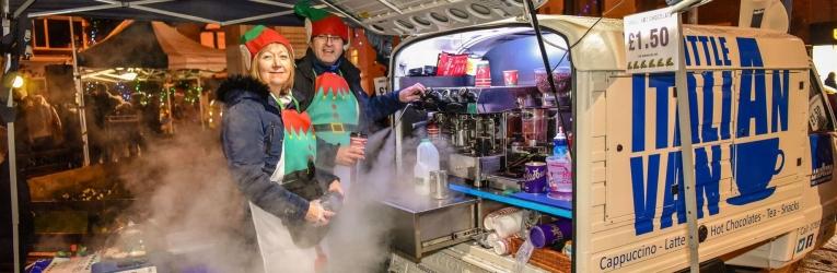 Sandbach Christmas Market