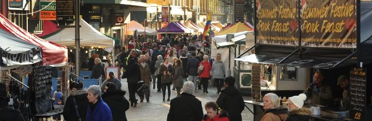 Wolverhampton Christmas Market