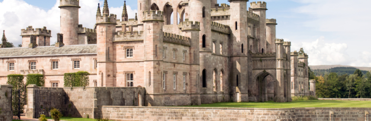 Lowther Castle Food Festival
