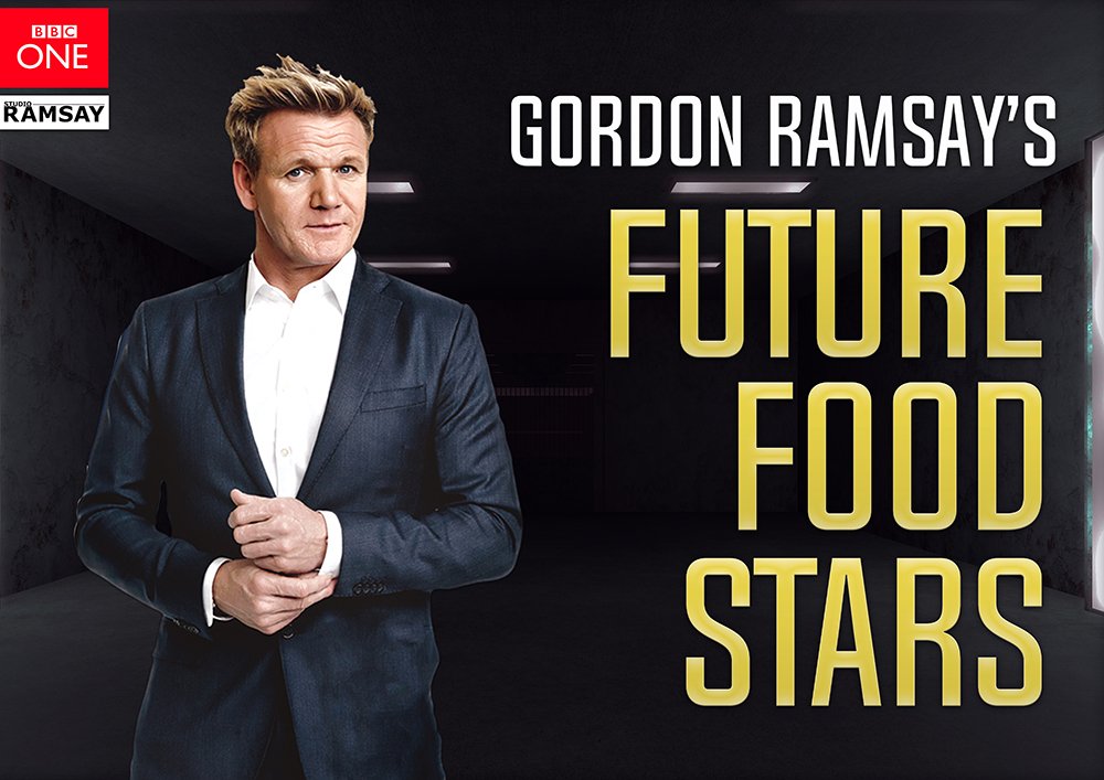 Take Part In Gordon Ramsay's Future Food Stars
